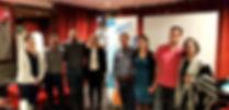 Oserez-vous ? Bureau de la Jeune Chambre Économique de Montargis 2019 - Incubateur de Leaders Citoyens