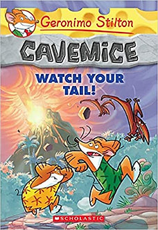 CAVEMICE#02 WATCH YOUR TAIL