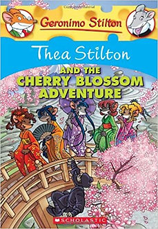 The A Stilton And The Cherry Blossom Adventure