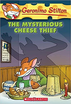 GERONIMO STILTON #31 THE MYSTERIOUS CHEESE THIEF