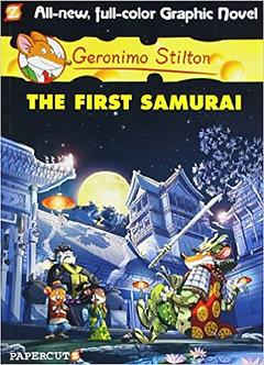 GERONIMO STILTON #49 THE WAY OF THE SAMURAI
