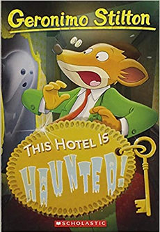 GERONIMO STILTON #50 THIS HOTEL IS HAUNTED !