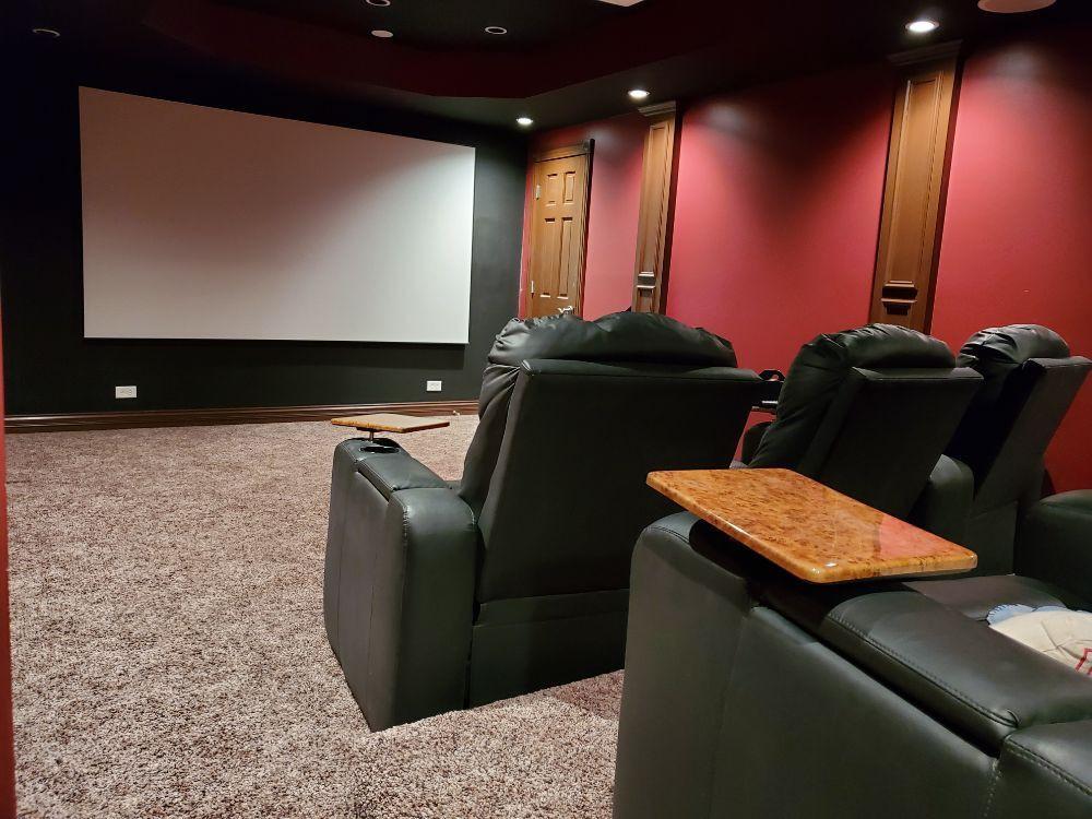 Complete Home Theatre System - Corsiga