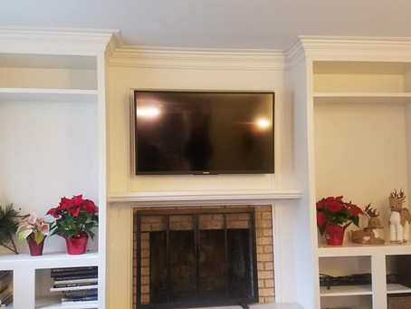 TV Mounting Tips From Corsiga AV in Naperville, IL