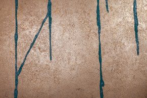 32119 Copper, Shiny Fall, Green-Rust