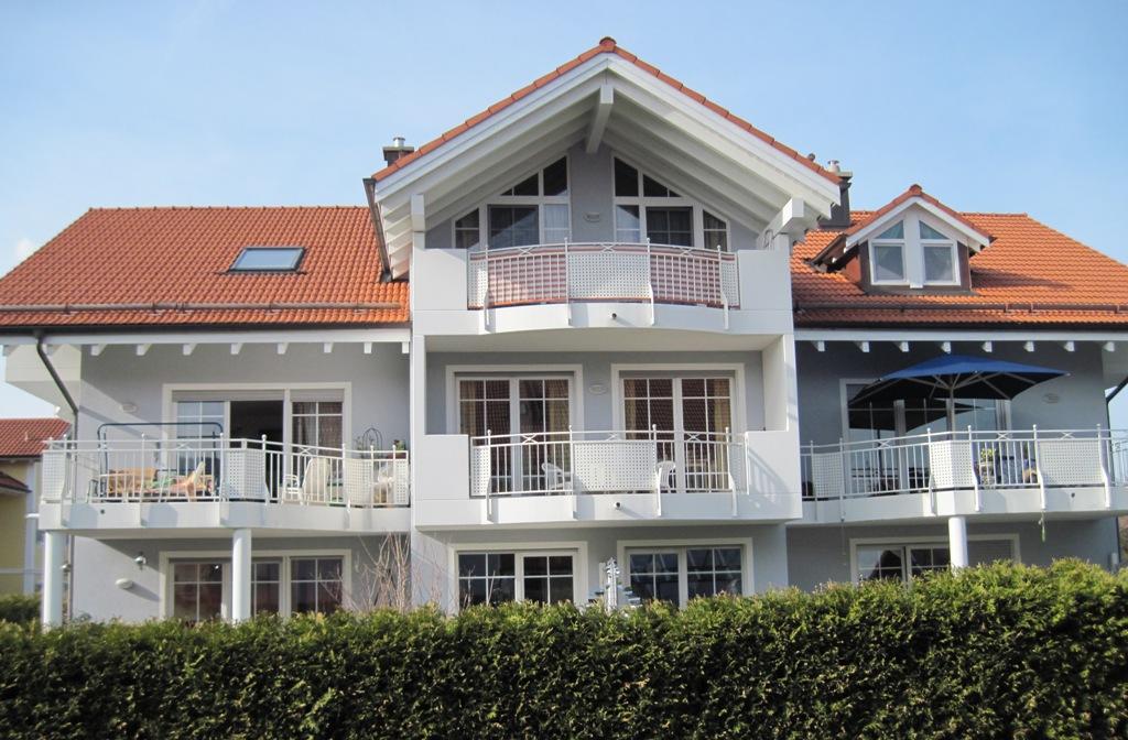 Dachgeschoss-Wohnung Bernau