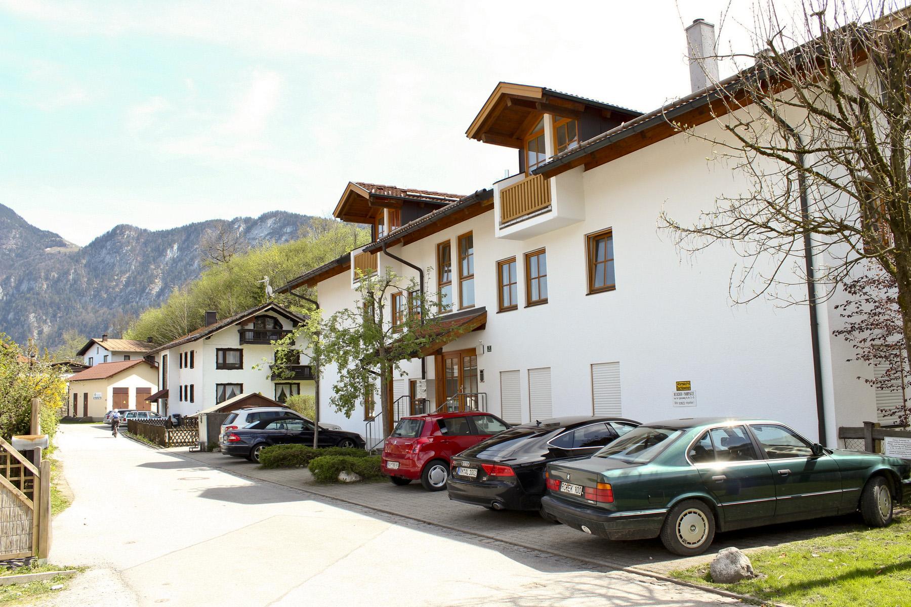 Terrassen-Whg. Kiefersfelden