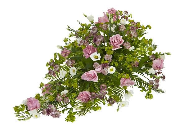 Låg begravningsdekoration 8