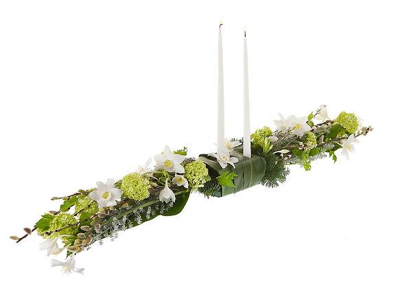 Låg begravningsdekoration 4