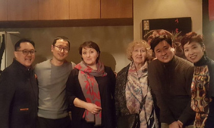 2019 Prof. Anna Kandinsky & Prof. Jaehong Park
