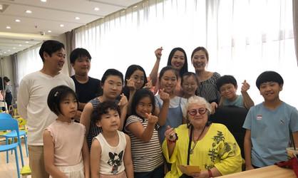 2018 Prof. Dora Master Class