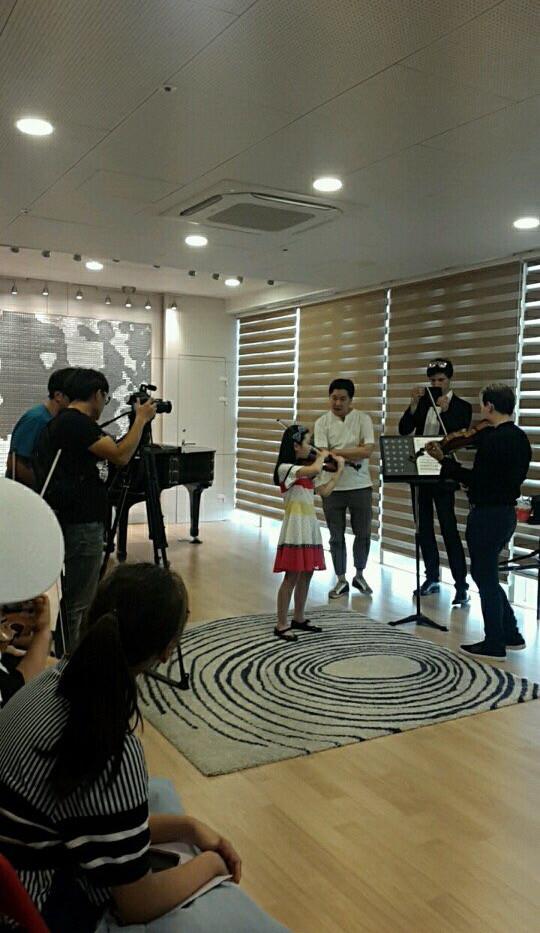 Geza Master Class with KBS TV