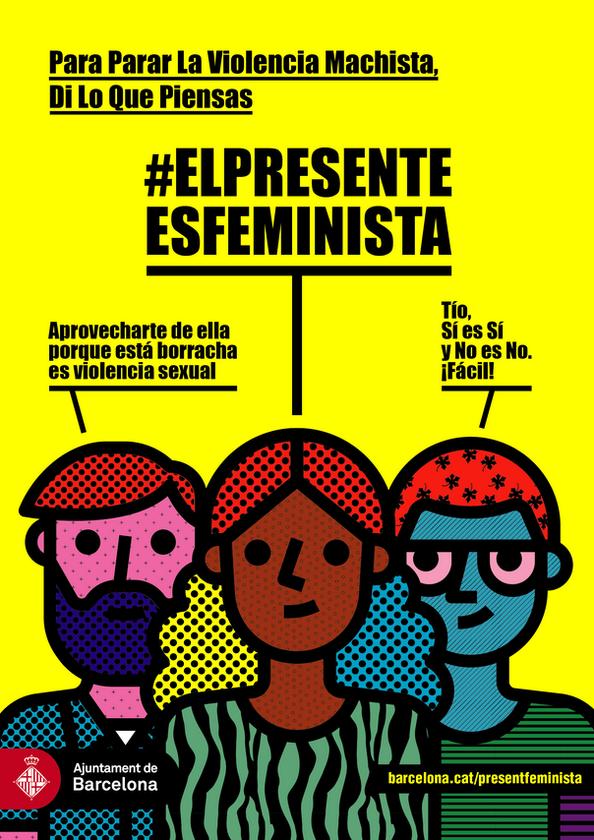25N El Presente Es Feminista