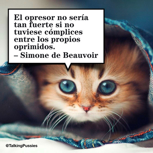 Simone de Beauvoir ESP
