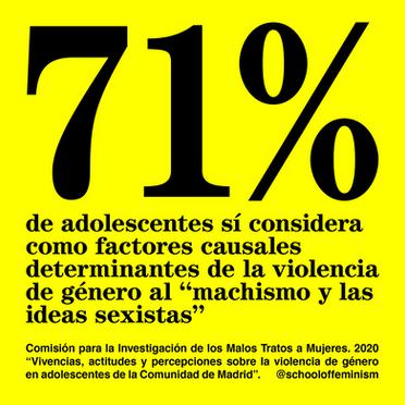 Violencia de Género en Adolescentes 12.