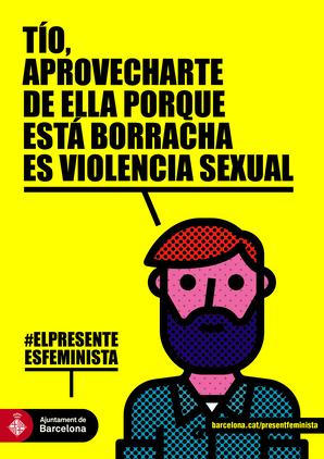 25N Violencia Sexual