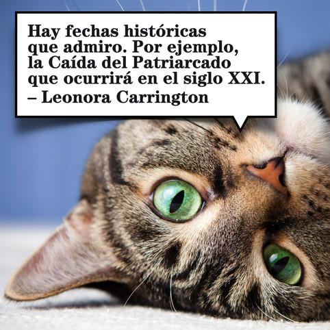 Leonora Carrington ESP