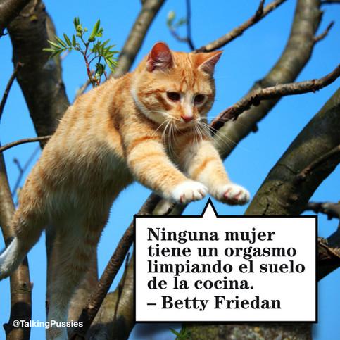 Betty Friedan ESP