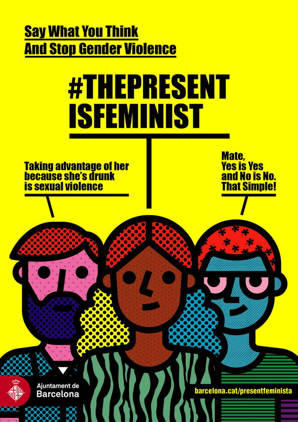 25N The Present Is Feminist