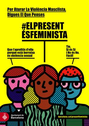 25N El Present És Feminista