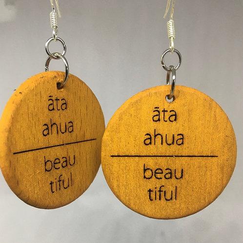 Ataahua whakakai