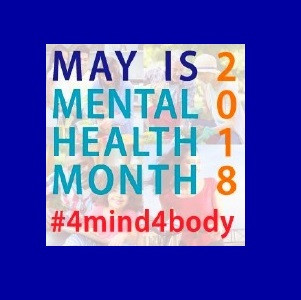 May is Mental Health Month!