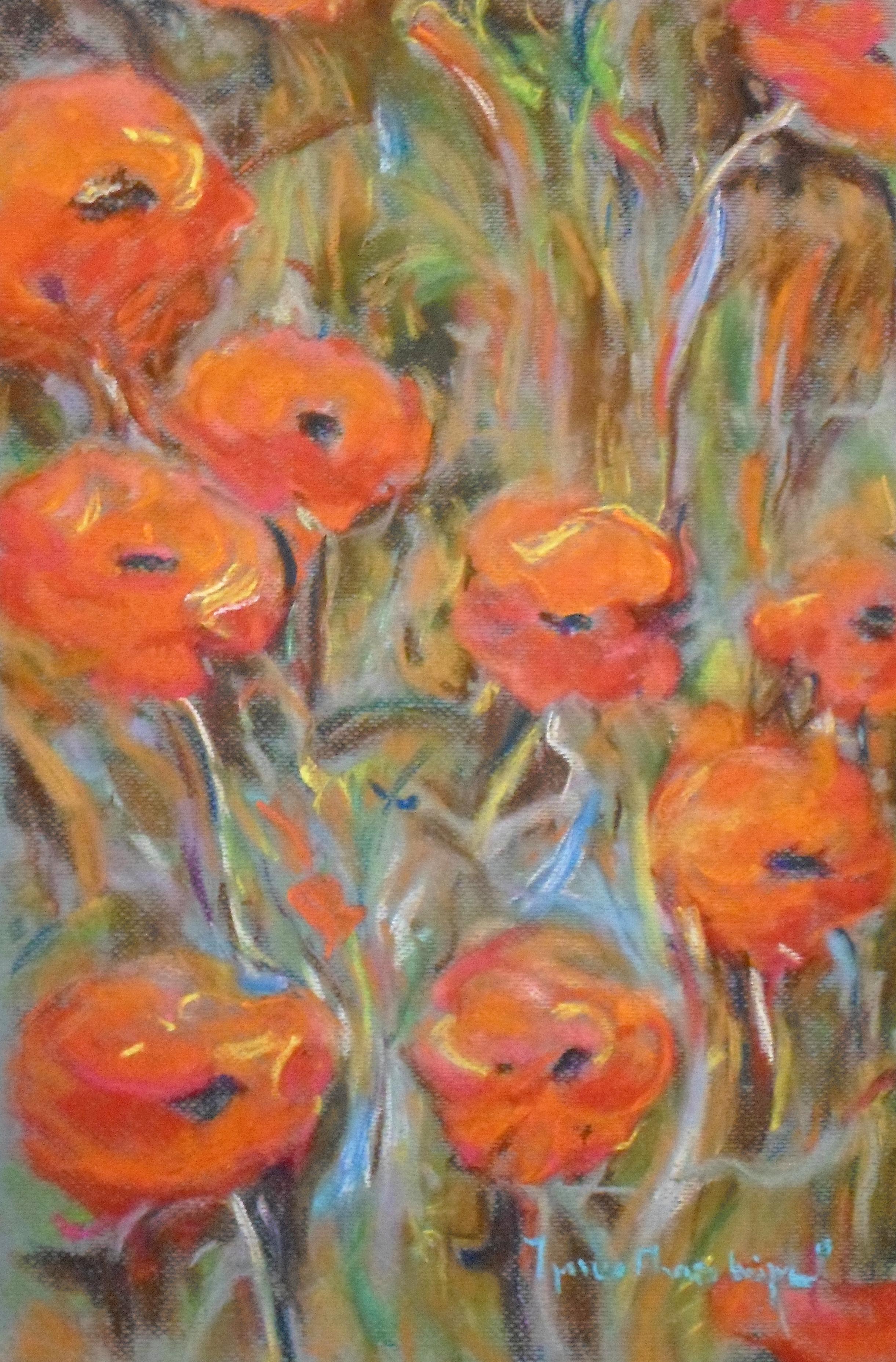 """Flower's pastel"""