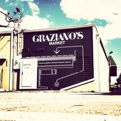 Graziano's Market entrance guide