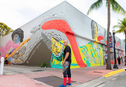 """""""A wave from the past"""" mural contest"""