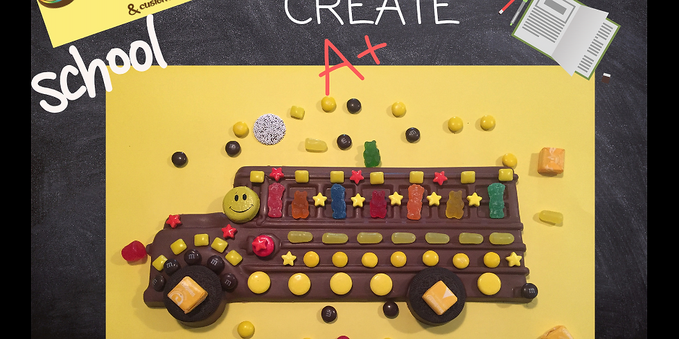 Take & Create School Bus