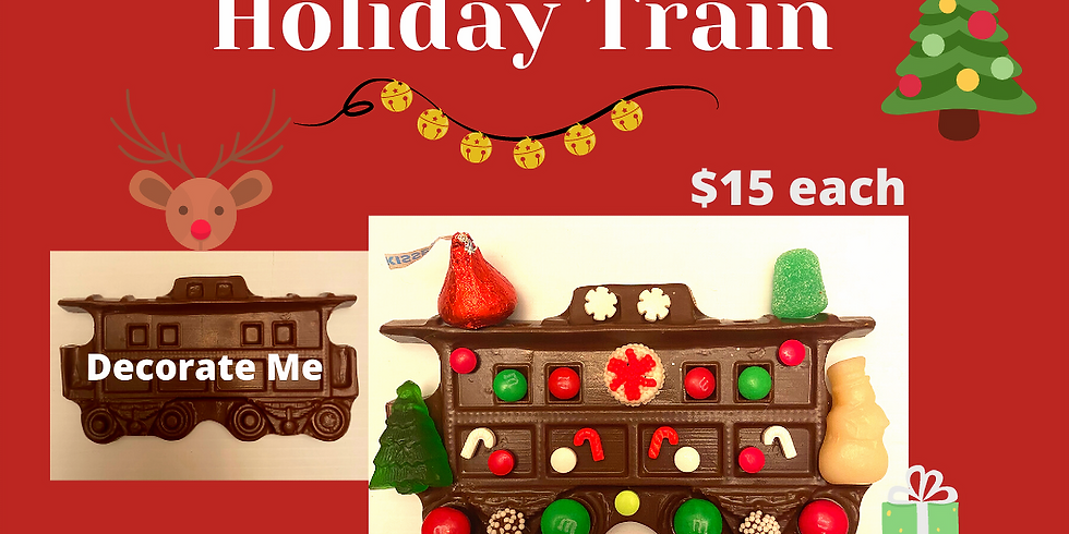 Take & Create Holiday Train