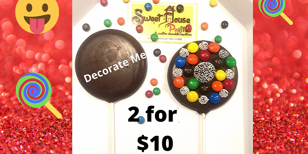 Take & Create Deco Pops