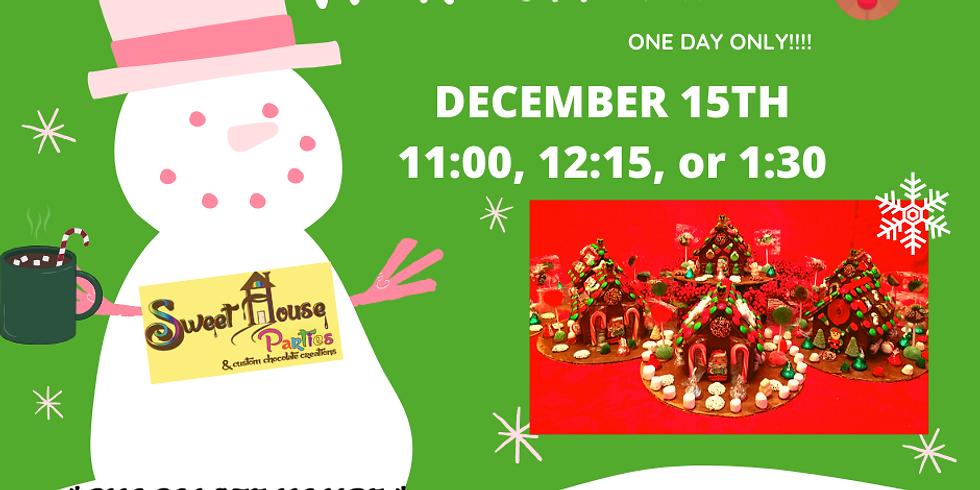 11:00 HOLIDAY HOUSE WORKSHOP