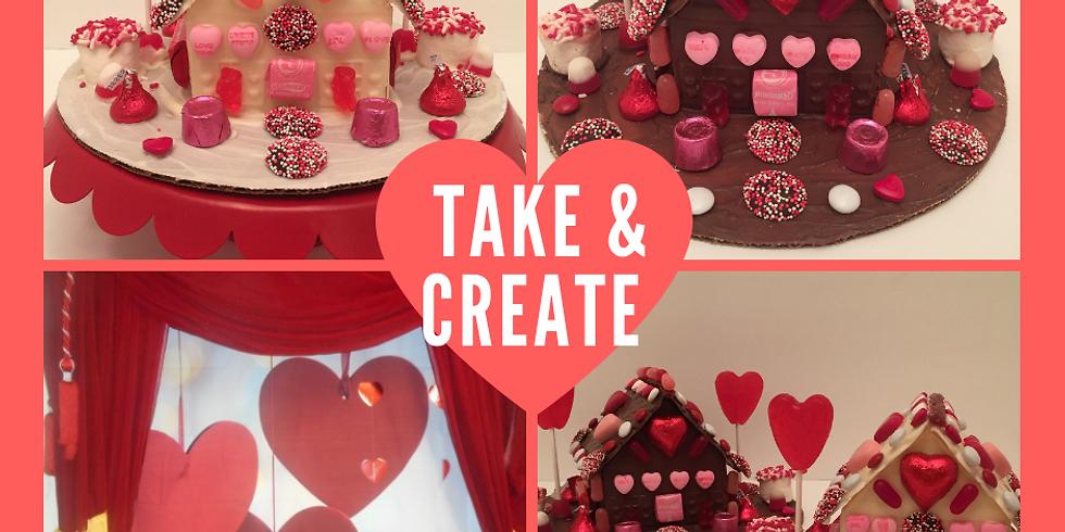 "Valentine Cottage ""Take & Create"""