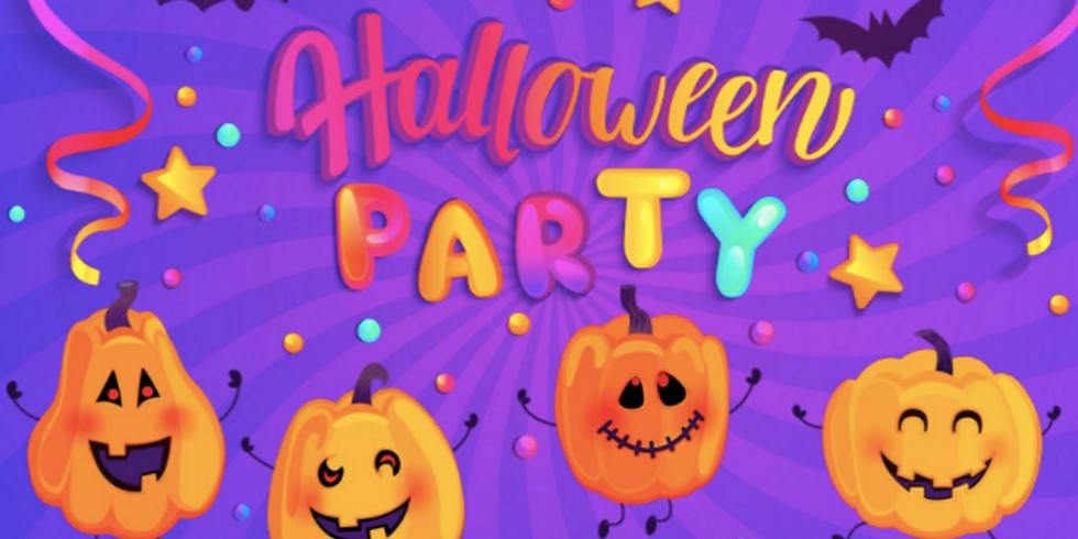 Halloween Party 10/26/19