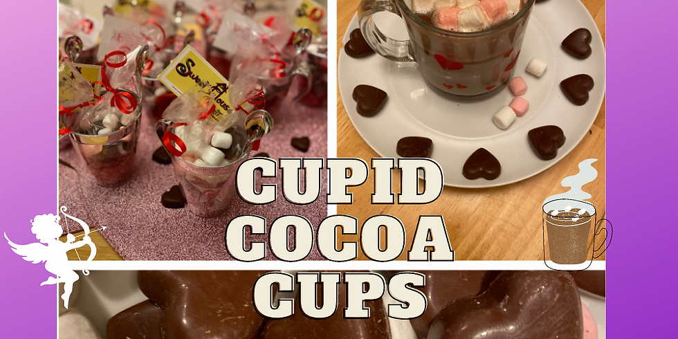 Cupid Cocoa Drops - SOLD OUT