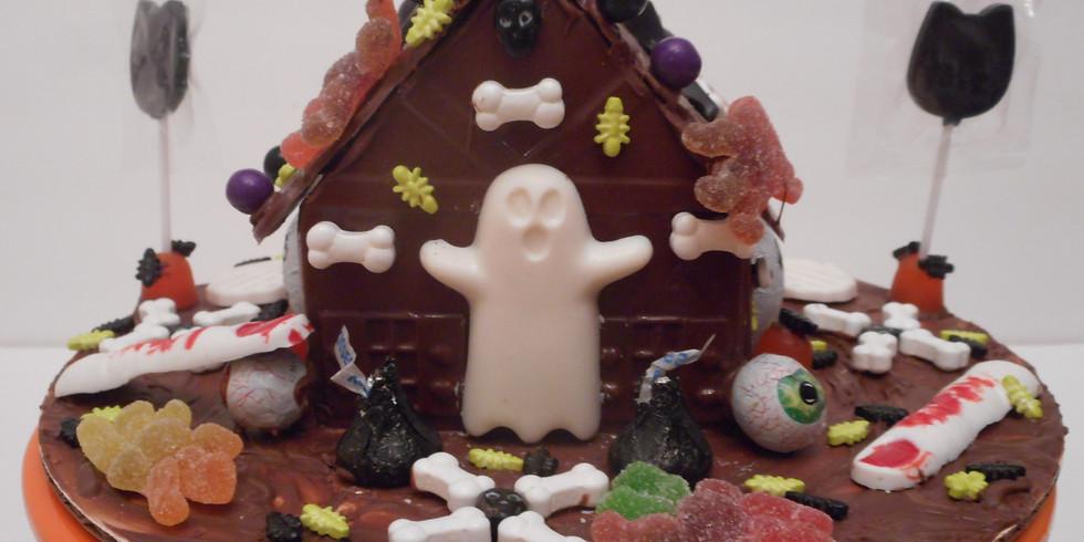 Halloween House Workshop 10:30