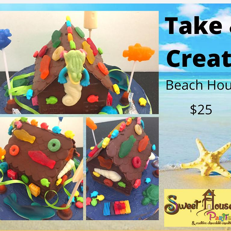 Take & Create Beach House