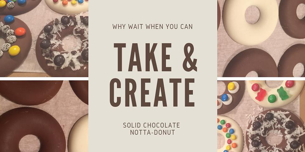 """Take & Create"" - NOTTA-Donut"
