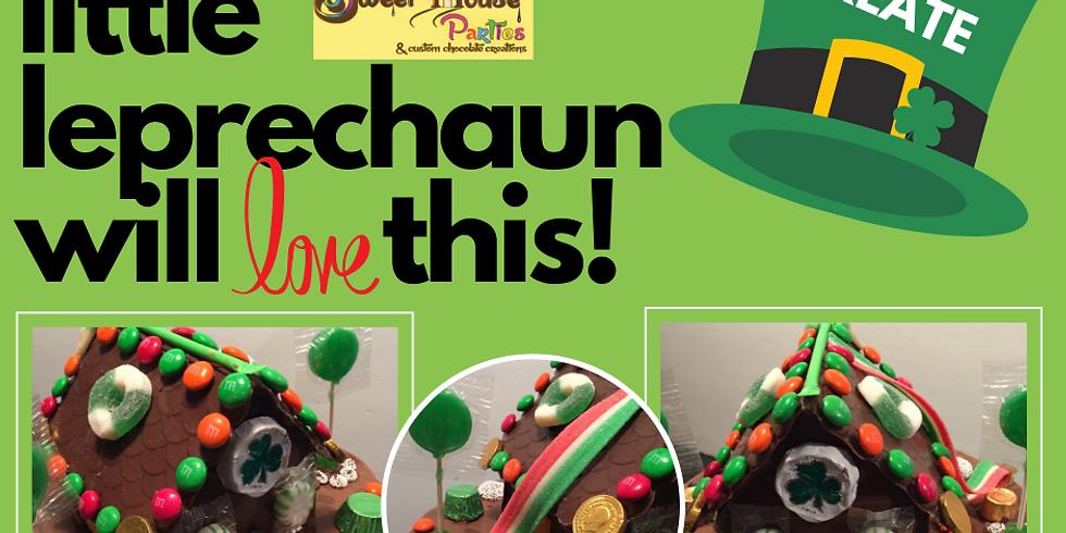 "Leprechaun House ""Take & Create"" - SOLD OUT!"