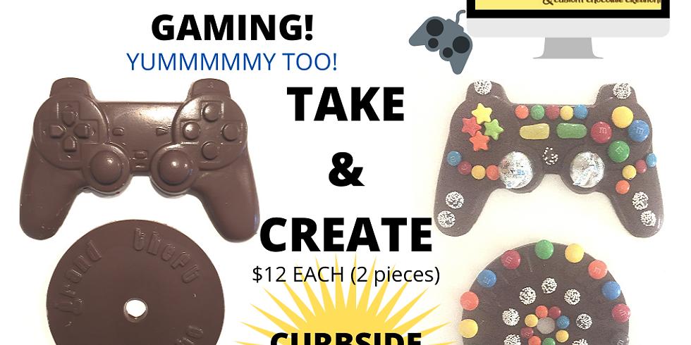 Take & Create Controller