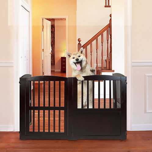 Chappy Convertible Pet Gate