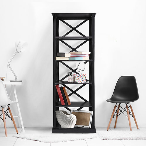 Bay View 6-Shelf Bookcase