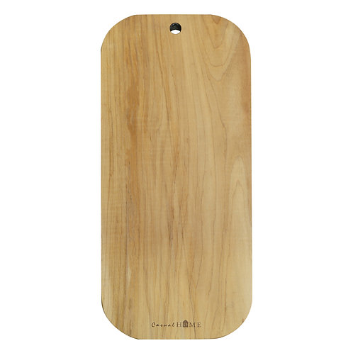 Amity Cherry Rectangle Cutting Board with Hanging Hole