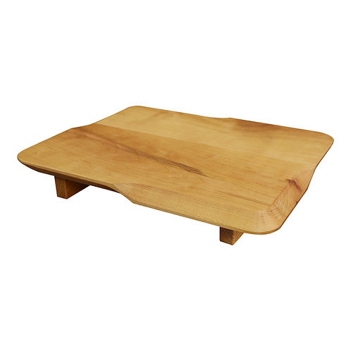 Mastery Cherry Rectangle Elevated Serving Board