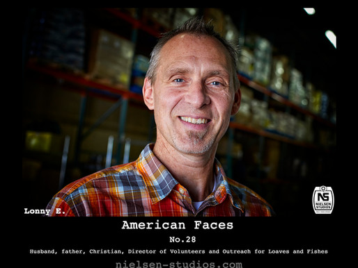 American Faces #28