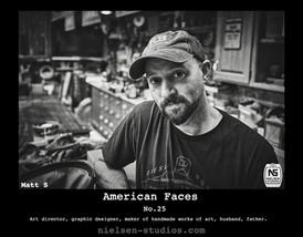 American Faces #25