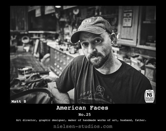 American Faces #25