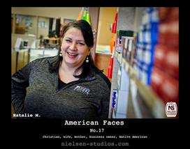 American Faces #17
