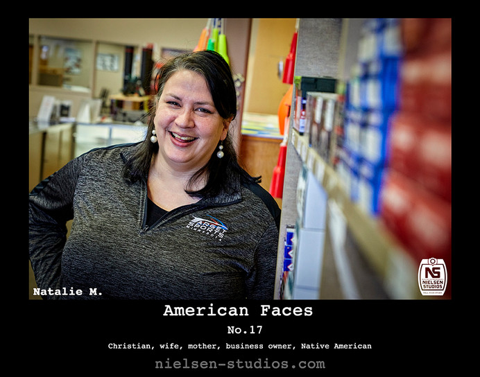 American Faces #17